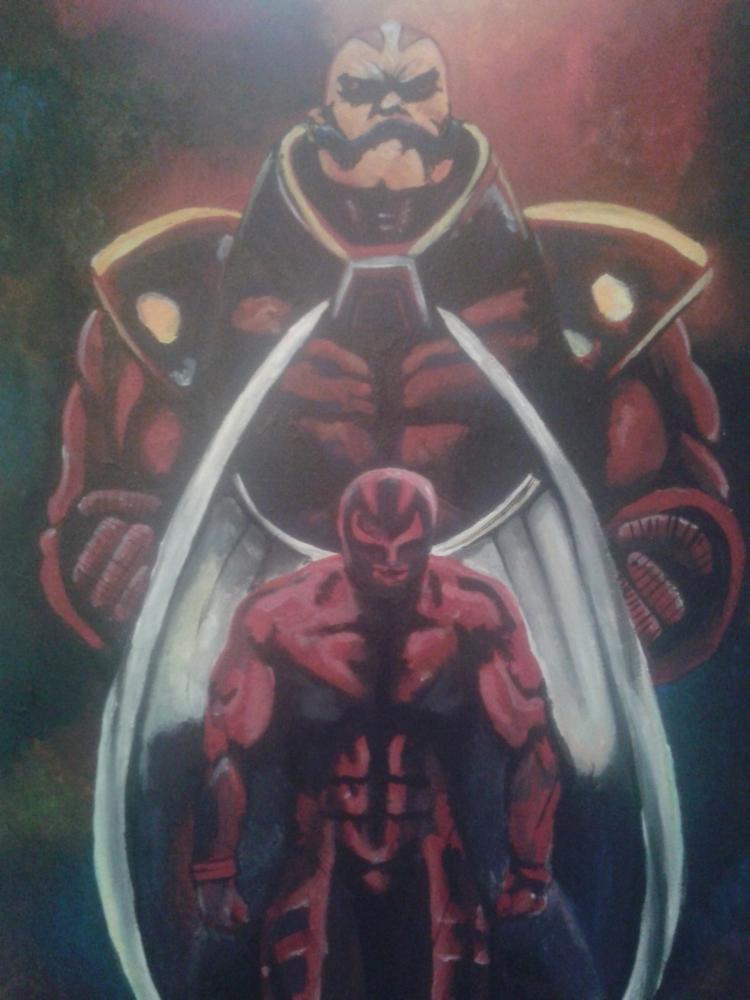 X-Men par C4thy